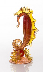 Seahorse - Hudson Glass