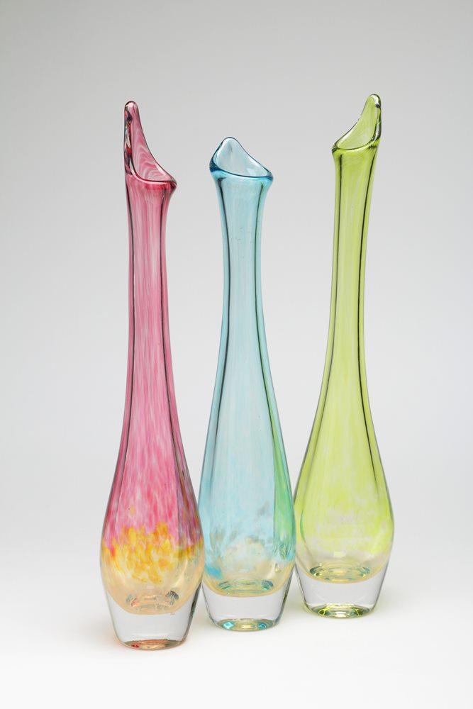 Bud Vases - Hudson Glass